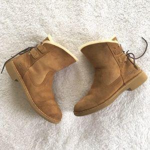 UGG Naiyah Brown Boots